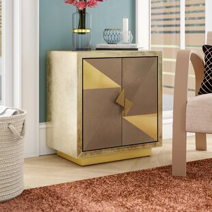 Fontaine 2 Door Accent Cabinet by Willa Arlo Interiors