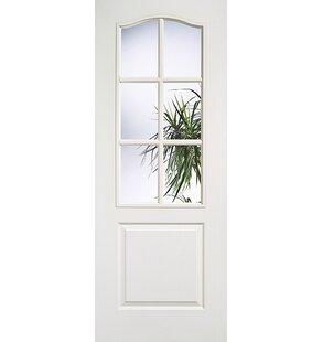 Obscure glass internal doors wayfair mdf 1 panel glazed internal door planetlyrics Choice Image