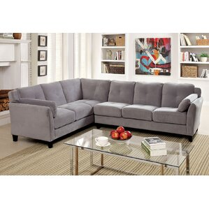A&J Homes Studio Kimmy Sectional Image