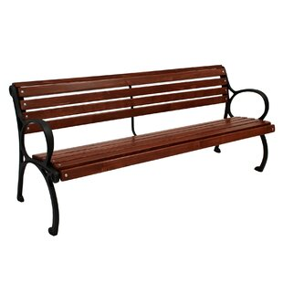 Corydon Wooden Bench By Sol 72 Outdoor
