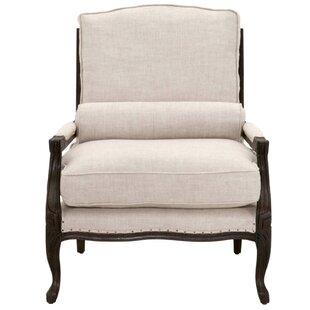 Ophelia & Co. Edgao High Toned Upholstered Armchair