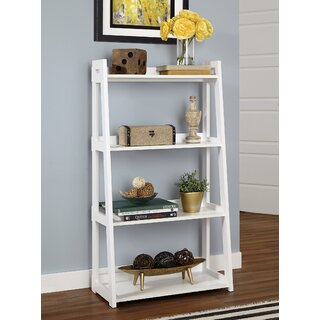 Wide Ladder Bookcase by ClosetMaid SKU:AA671475 Description
