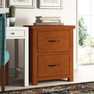Hairston 2-Drawer Mobile Filing Cabinet By Gracie Oaks