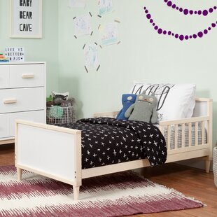 Ziggy Convertible Toddler Bed by babyletto