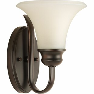 Rennie 1 Light Bath Sconce by ..
