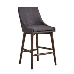 Blaisdell Counter Height Arm Chair  Set of 2 Fabric Bar Stools You ll Love   Wayfair. Fabric Covered Counter Height Chairs. Home Design Ideas