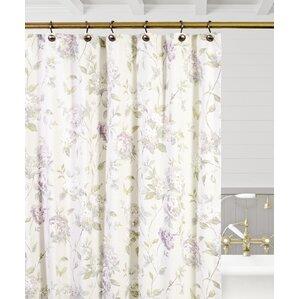 High Quality Kyra Hydrangea Shower Curtain