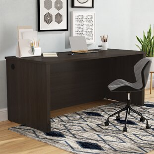 Karyn Executive Desk by Latitude Run Top Reviews