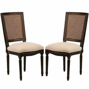 Nielsen Upholstered Dining Chair by Bayou..