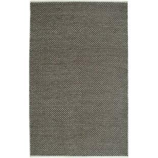 Hand-Woven Gray Area Rug byThe Conestoga Trading Co.