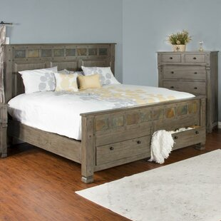 Packard Storage Platform Bed by Loon Peak