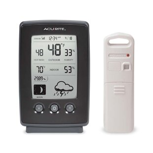 Led Digital Temperature Instruments Weather Station Wireless Sensor Hygrometer Thermometer Multi-function Desktop Table Clock Highly Polished Tools