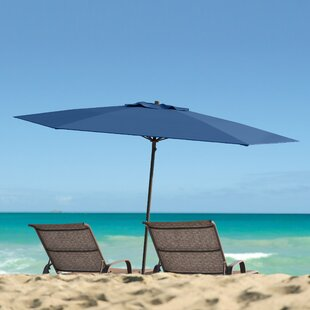 Smithmill 7.5' Beach Umbrella by Beachcrest Home