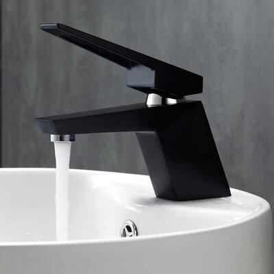 Kube Bath Aqua Siza Single Lever Modern Bathroom Faucet | Wayfair