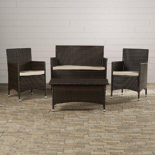 Hogarth Rattan Seating Group by Zipcode Design