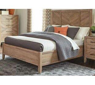 Gracie Oaks Hillam Panel Bed