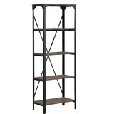 Cricklade Etagere Bookcase by Foundry Select