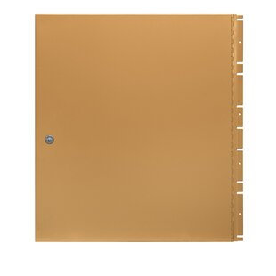 Brass Mailboxes Duck Rear Cover By Salsbury Industries