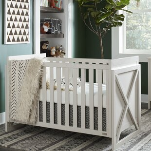 Southport 3-in-1 Convertible Crib by Harriet Bee