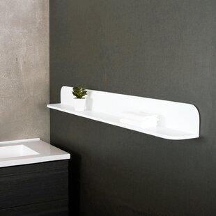 Margo Solid Surface 475 W x 4725 H Bathroom Shelf by Orren Ellis