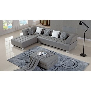 Orren Ellis Henriquez Living Room Sectional