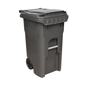 Heavy Duty Rollout Trash Can