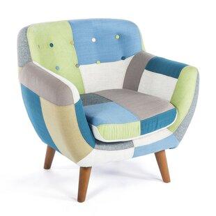 dCOR design Erica Lounge Armchair
