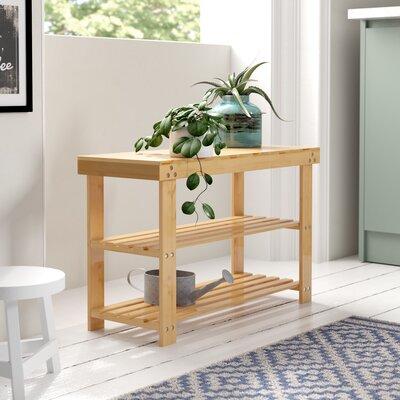 Gepolsterte Sitzbank Picazo mit Stauraum | Küche und Esszimmer > Sitzbänke | Alpen Home