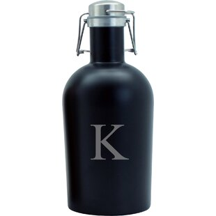 Personalized 64 oz. Growler