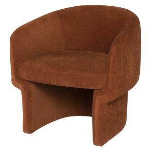 Abdullaahi Barrel Chair by Latitude Run