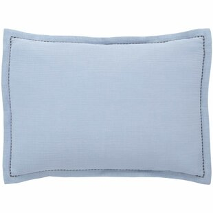 Soledad Crinkle Cotton Throw Pillow