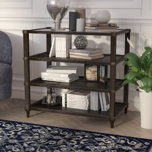 Delahunt Etagere Bookcase by Rosdorf Park Great price