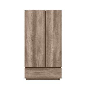 Nicholson 2 Door Wardrobe By Natur Pur