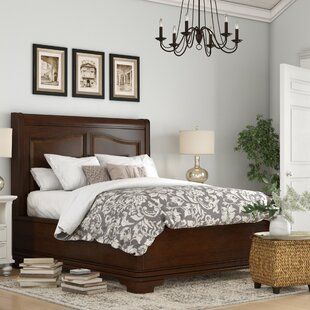 Johnston Sleigh Bed
