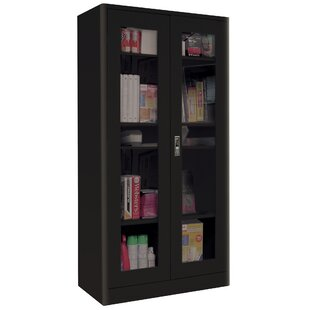 Elite Radius Edge 2 Doors Storage Cabinet by Sandusky Cabinets