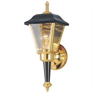 Read Reviews Exterior 1-Light Outdoor Sconce (Set of 2) By Westinghouse Lighting