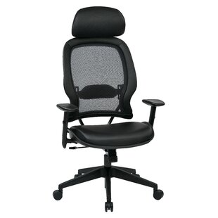 Office Star Products Space High-Back Mesh Executive Chair