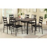 Winesburg 7 - Piece Dining Set by Red Barrel Studio®