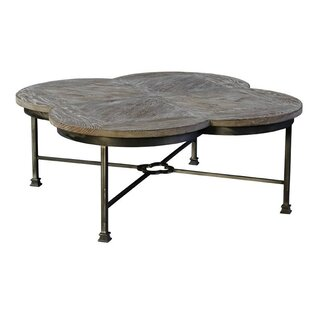 Compare Clover Coffee Table By Furniture Classics