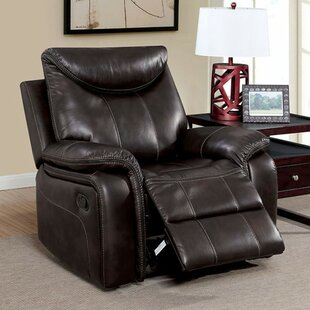 Stavros Plush Manual Recliner