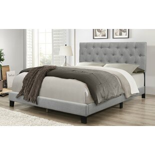 Drusilla Upholstered Panel Bed