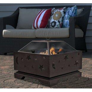 Centurion Brands Stargazer Steel Fire Pit