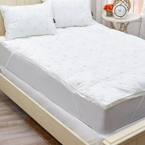 Panama Jack Fiber Bed Mattress Protector by Pegasus Home Fashions
