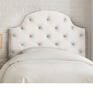 Read Reviews Upholstered Panel Headboard by Skyline Furniture