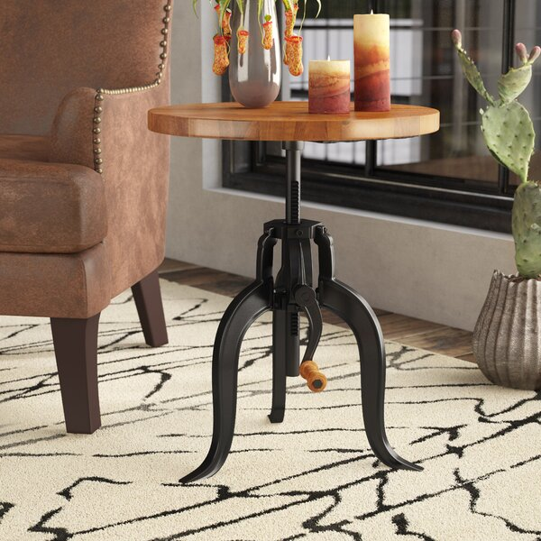 Shop Waterford Pedestal End Table from Wayfair on Openhaus
