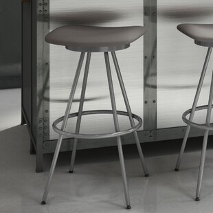 Hillam Bar & Counter Swivel Stool by Orren Ellis