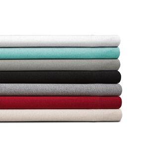 Bari Jersey 3 Piece 100% Cotton Sheet Set