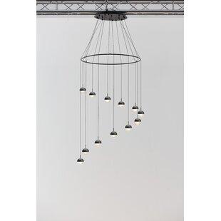 Dora 12-Light LED Pendant by Seed Design