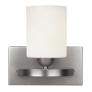 Look for Mcniel 1-Light Bath Sconce By Mercury Row