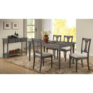 Beilby Dining Table Gracie Oaks